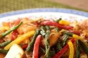 野菜のXOジャン炒め