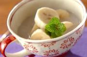 バナナ入りココナッツミルク
