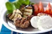 トルコ風クミン肉団子