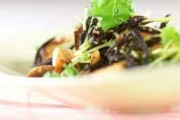 芽ひじきの炒め物