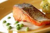 鮭ソテーさっぱりソース