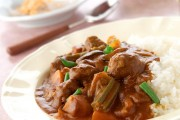 肉団子入り野菜カレー