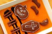 ハロウィンプリン&クッキー