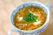 ささ身のスープ