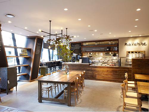 ポートランドの大人気レストラン「navarre」が原宿にオープン