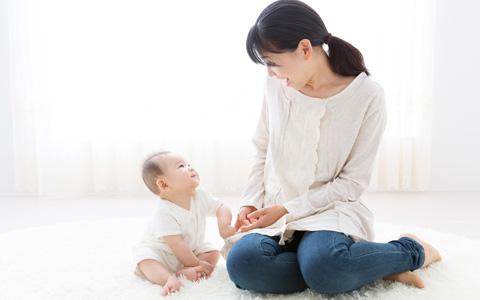 いつから始める? 赤ちゃんとコミュニケーションできる、ベビーサインのやり方