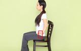 座るだけダイエット? どこでもできて腰痛知らずになる座り方