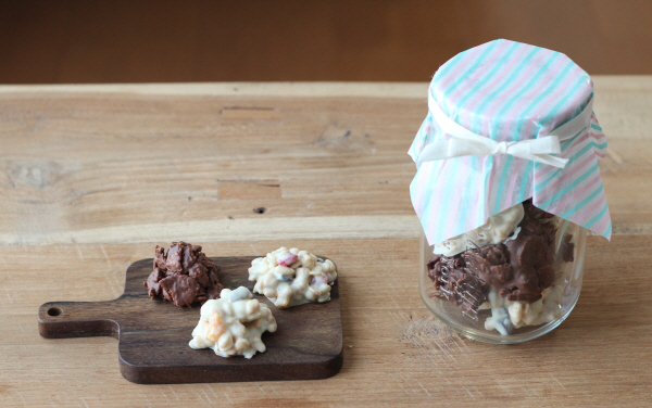 簡単&リーズナブルなチョコクランチの作り方