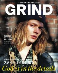 GRIND 2016 JANUARY vol.59