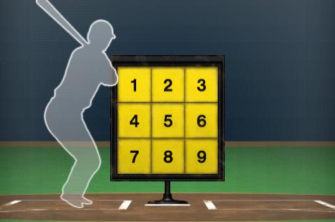 APPmax - エキサイトニュース 野球版的当てゲーム!全パネルにボールをぶつける「ストライク