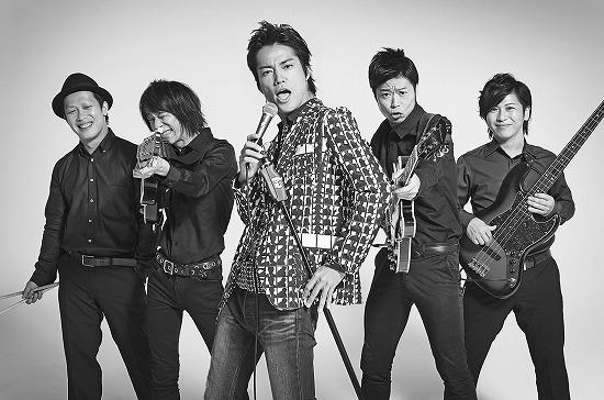俳優・桐谷健太、THEイナズマ戦隊提供曲でCDデビュー「めっちゃええ感じ」