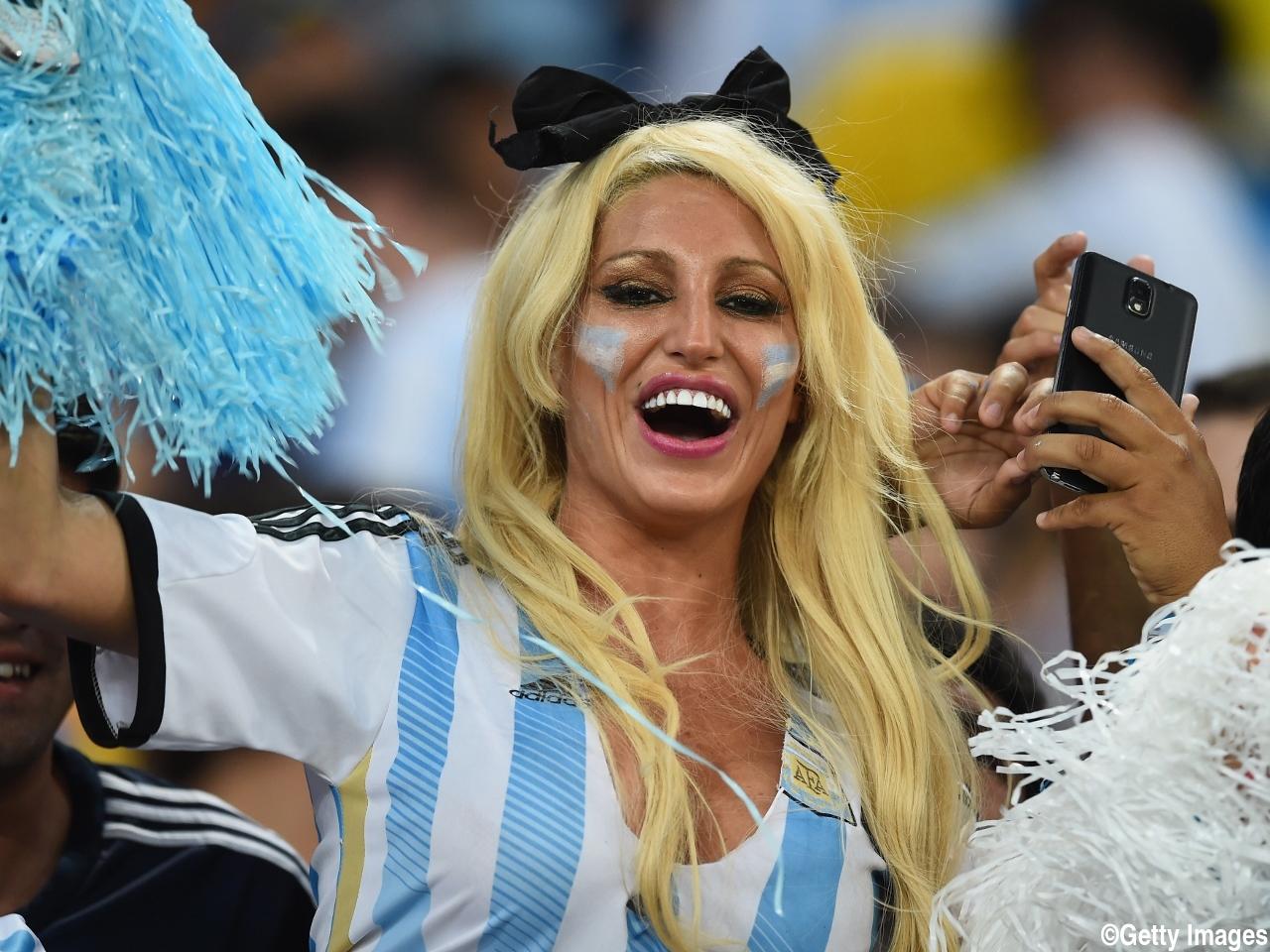 画像 : 南米アルゼンチン ホットな美女の国【画像集】 サッカー・サポーターズ - NAVER まとめ
