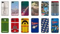 THUNDERBIRDS×phocase コラボiPhoneケース