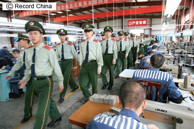 「中国、刑務所の混雑緩和ねらい、服役囚を海外の工事現場に派遣」は完全なデマ―中国商務部