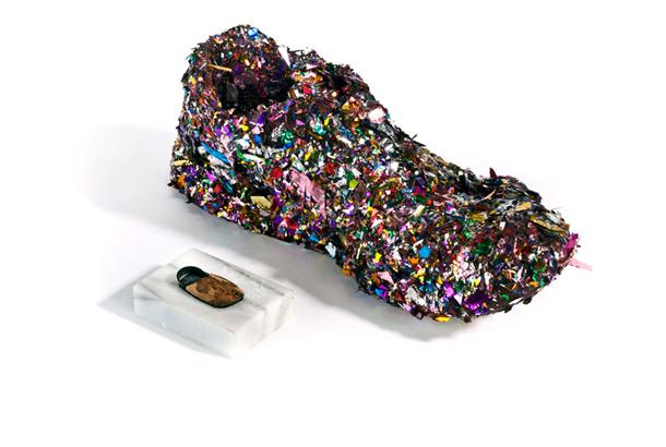 変な靴 おもしろ