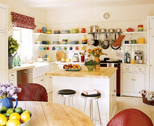 Naver for Open kitchen no island