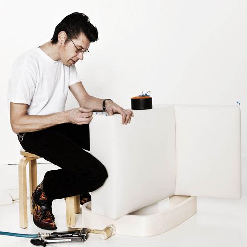 Artek Dress The Chair : ミラノサローネプレビュー 、アルテック 周年 my first jugem