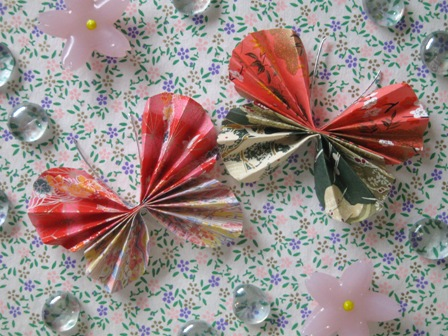 簡単 折り紙 折り紙 小物 : matome.naver.jp