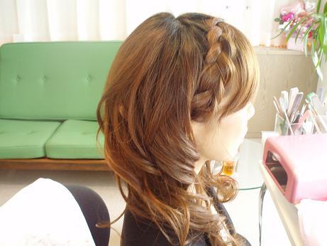 次会・1.5次会の女性ゲスト髪型 ...