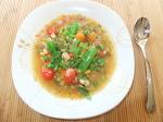 春のスープ祭り!新鮮40種類の具材が入った自家製ミネストローネ