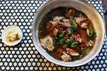 牛スジと九条ねぎのスープ