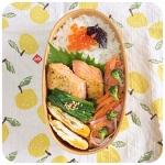 わっぱ◆鮭のハーブマヨグリル弁当