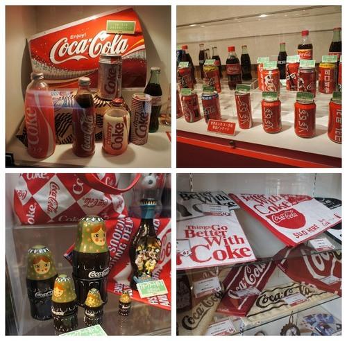 世界各国のコカコーラのボトル ...