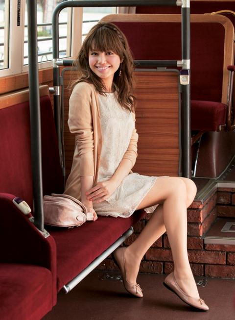 出典:http//image.excite.co.jp. 色々なぺたんこ靴コーディネート