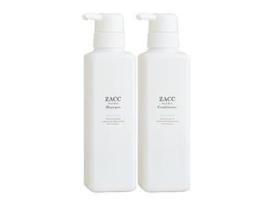 ZACC『パールリッチ シャンプー&コンディショナー』をセットで!