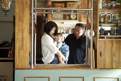 家族がいちばん心地いいインテリア B面ストーリー