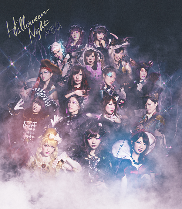 halloween night akb48 members