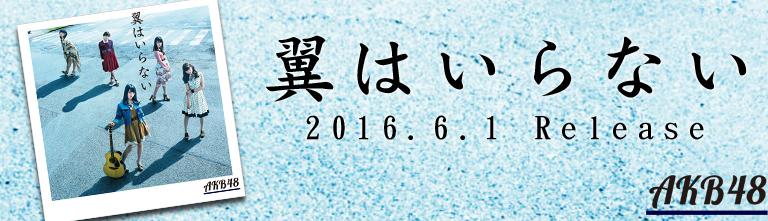 AKB48 44th Single 「翼はいらない」