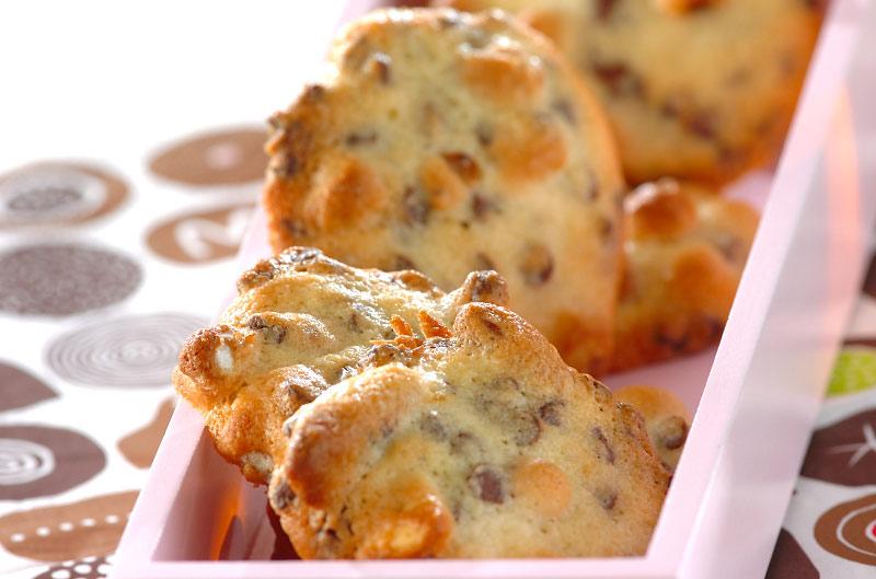 チョコナッツクッキーのレシピ・作り方 - 簡単プロの料理 ...