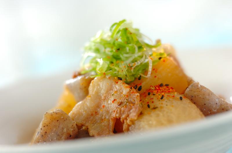 大根と豚肉のシンプル鍋 | 荒木典子さんのレシピ【 …