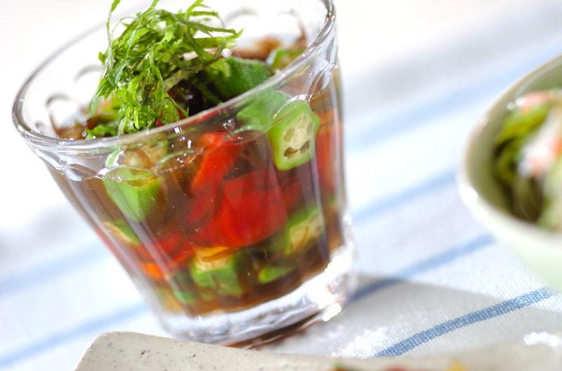 《もずく酢》が良いことづくめ!スーパー血液サラサラ食品で大注目☆