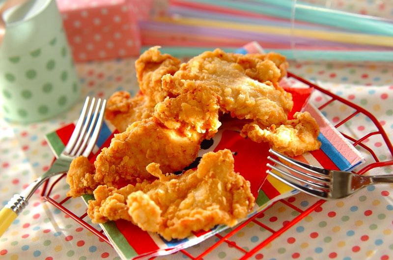 激ウマ「フライドチキンレシピ」お店に負けない勝利の味はコレだ!