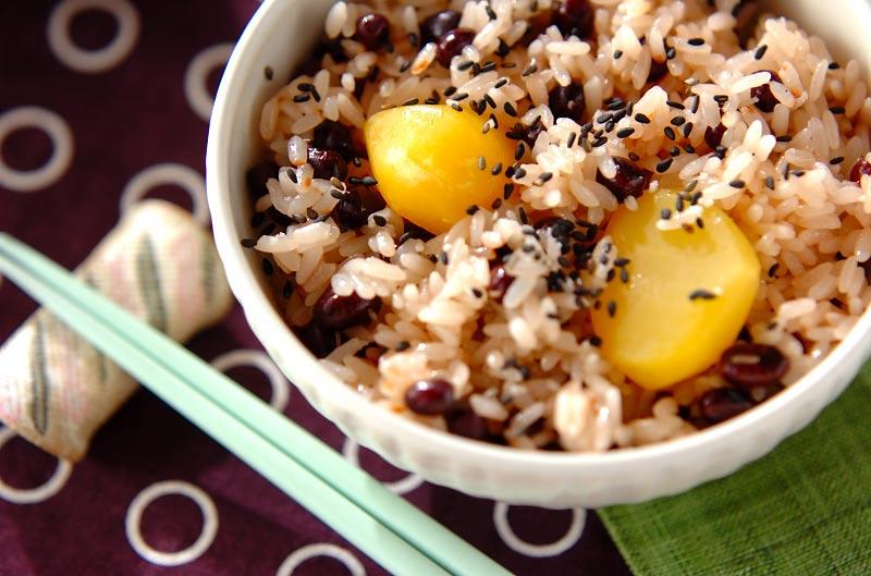 旬を感じる「栗ご飯」の基本の作り方を知ろう!アレンジレシピも♡