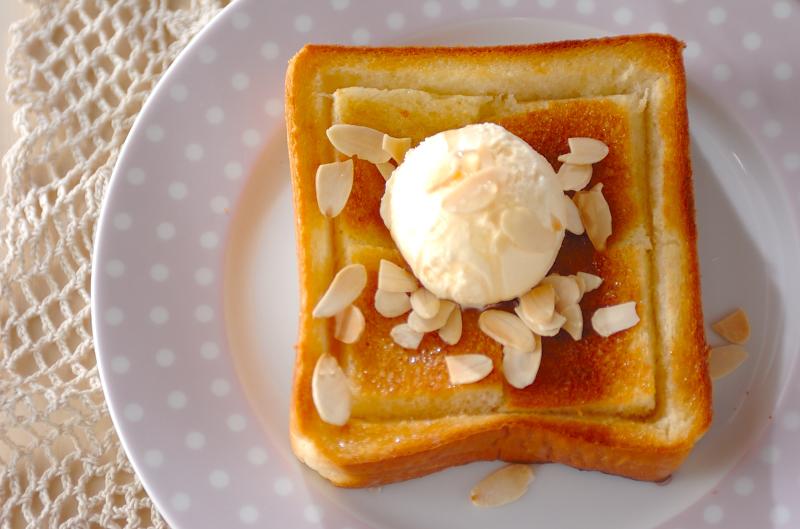 とろーり甘い《ハニートースト》レシピ!カフェ風にもできちゃう♡
