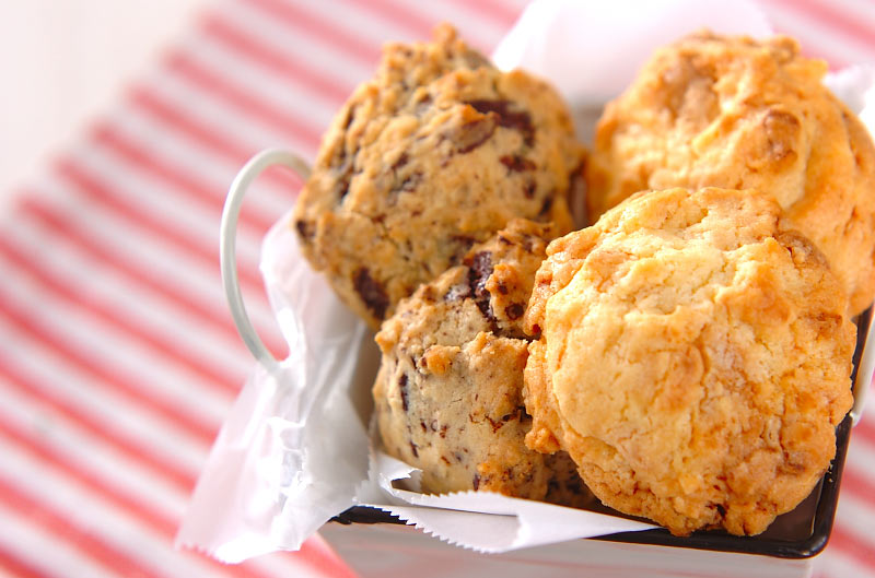 チョコクッキーのレシピ・作り方 - 簡単プロの料理レシピ | E ...