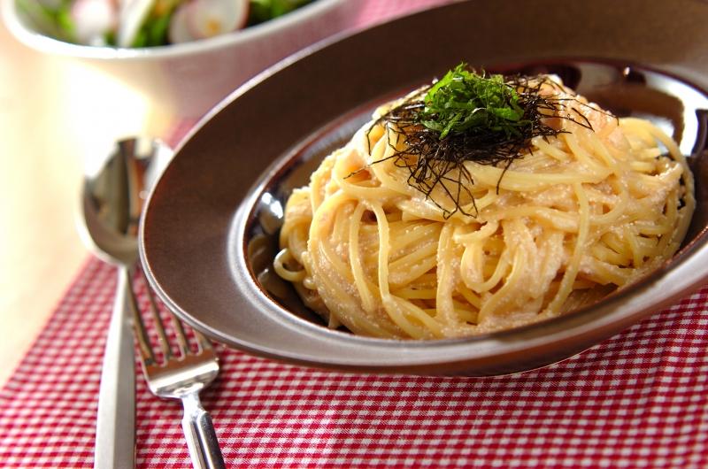 日本人でよかった、たらこパスタのレシピ!超簡単なのに超おいしい♡
