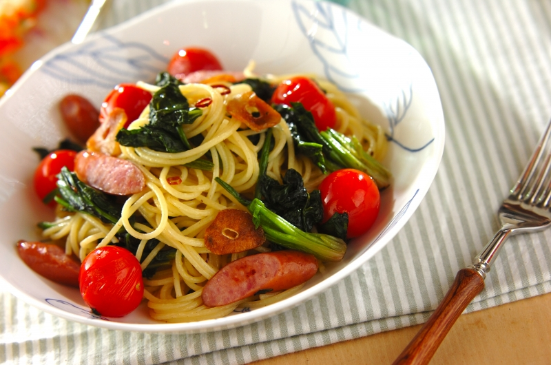 今日は手軽にスパゲティ。17レシピと美味しく茹でるコツを伝授!
