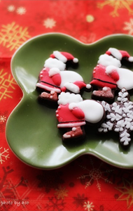 クリスマスプレゼントにぴったり!楽しく作るアイシングクッキー