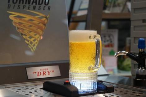 【まとめよう】(動画)トルネードで注がれるビールサーバー ...