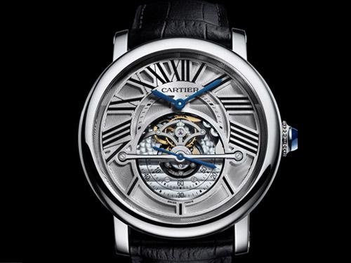 極めよ、男の腕時計。