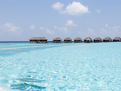 モルディブ、極上という名のリゾート