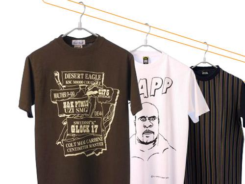 デザインのいいTシャツ50選