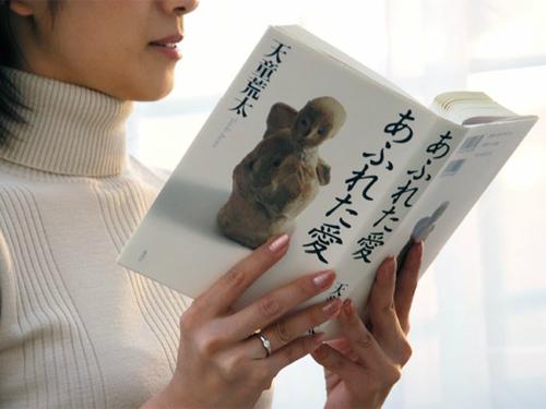 才媛は何を読む? 美女の本棚