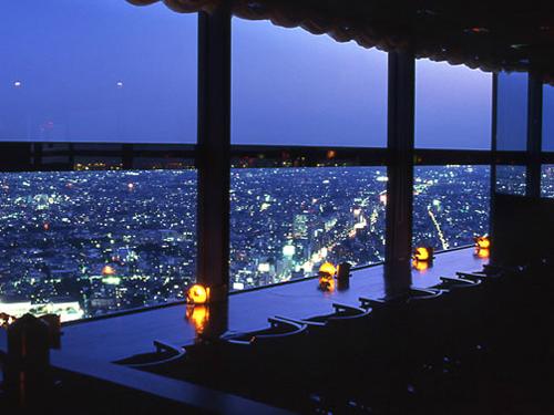 東京夜景2003