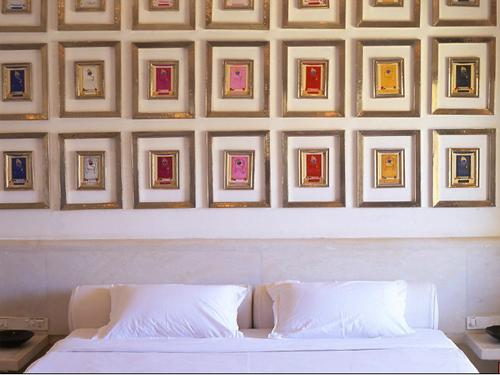 インド、魅惑のデザインホテル。