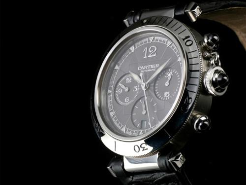 男の腕時計を極める。